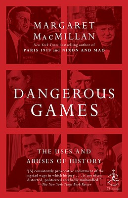 Dangerous Games By MacMillan, Margaret